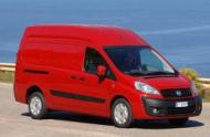 FIAT SCUDO фургон (270_, 272_)