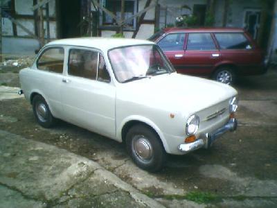 FIAT 850 купе (100_)