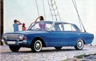 FORD TAUNUS 17M купе (P3)