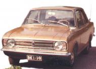 FORD TAUNUS купе (GBCK)
