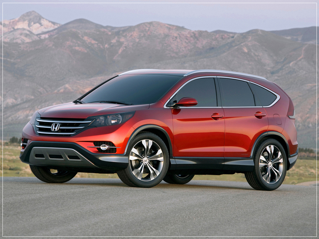 HONDA CR-V IV (RE)