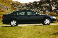 HONDA ACCORD IV купе (CB, CC)