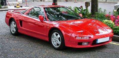 HONDA NSX купе (NA)