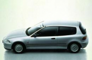 HONDA CIVIC V купе (EJ)