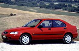 HONDA CIVIC VI Fastback (MA, MB)