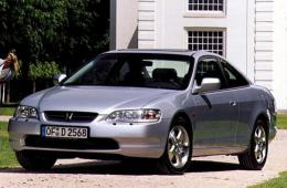 HONDA ACCORD VI купе (CG)