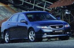 HONDA ACCORD VII Tourer (CM)