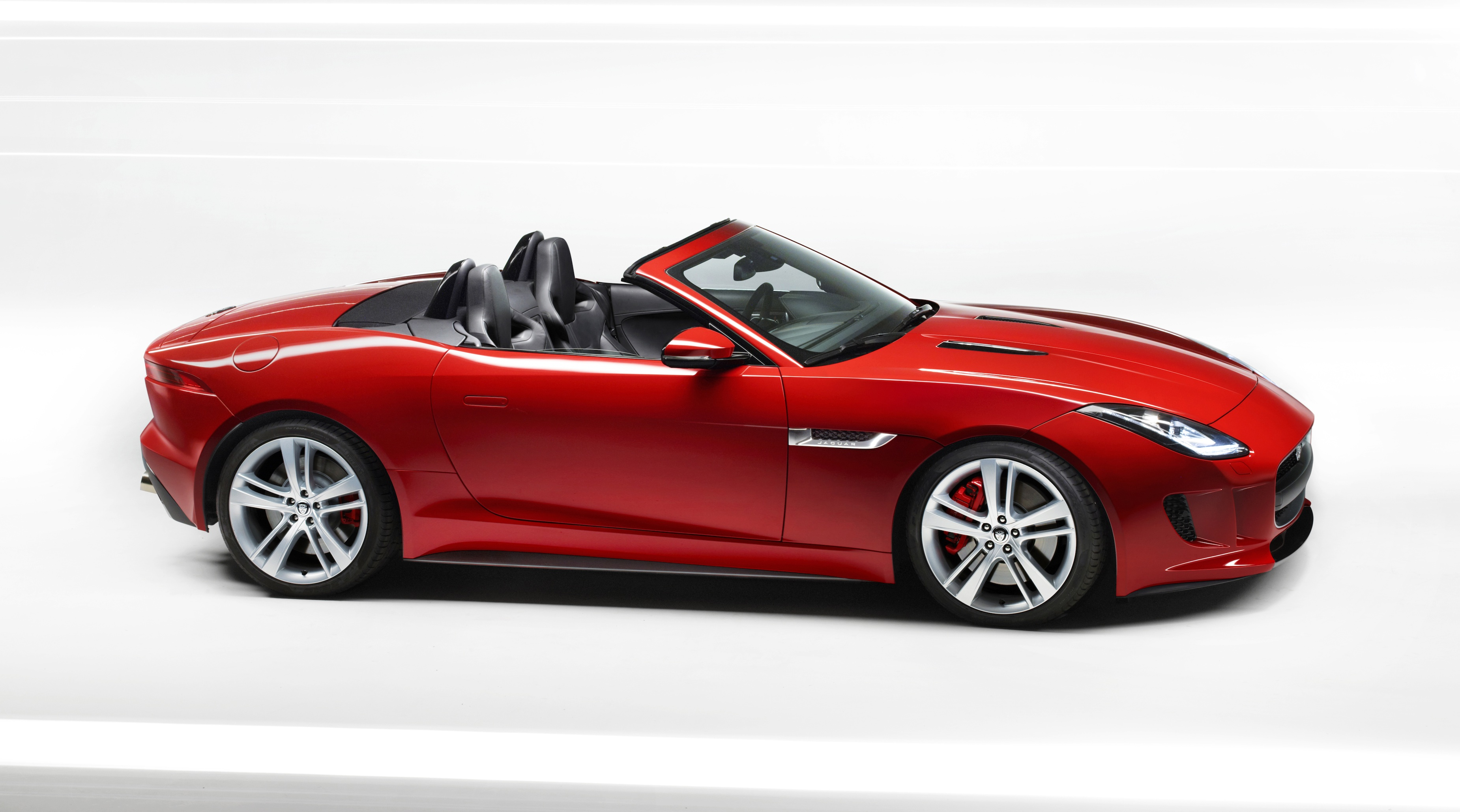 JAGUAR F-TYPE кабрио (QQ6_)