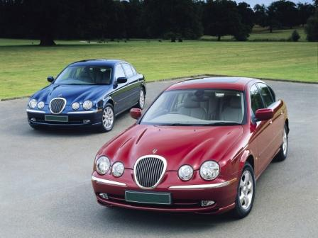 JAGUAR S-TYPE (CCX_)