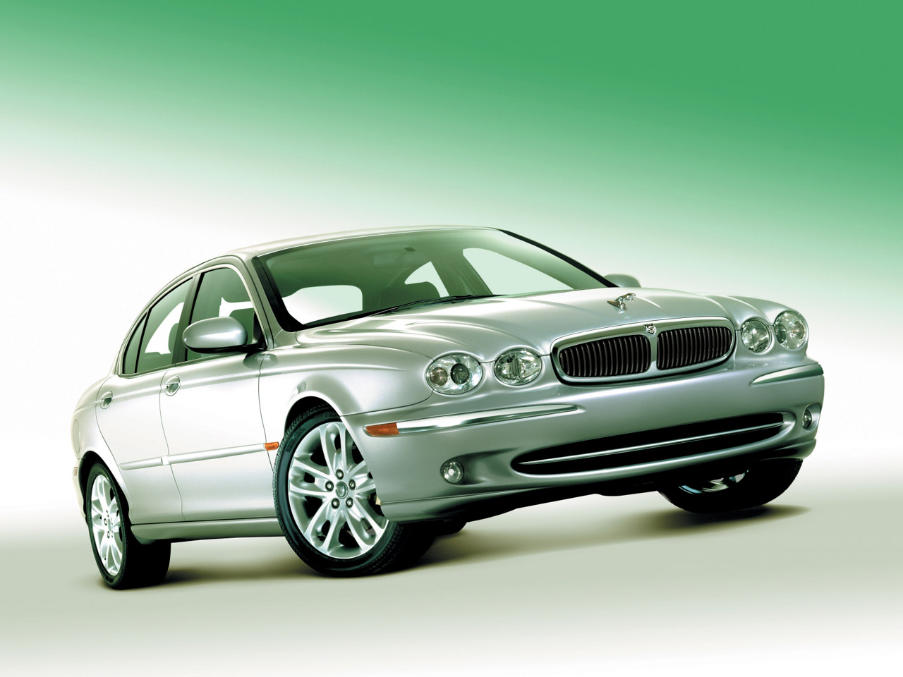 JAGUAR X-TYPE (CF1_)