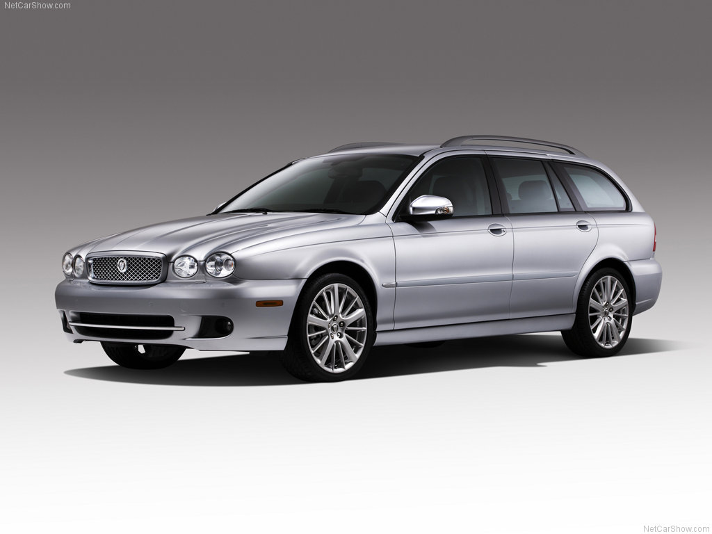 JAGUAR X-TYPE Estate (CF1_)