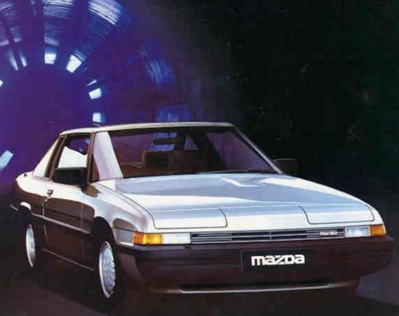 MAZDA 929 II купе (HB)