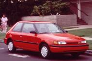MAZDA 323 III Hatchback (BF)