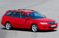 MAZDA 6 Station Wagon (GY)