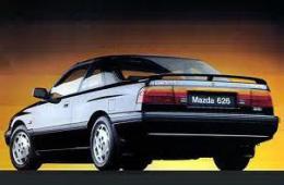 MAZDA 626 III купе (GD)