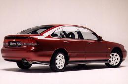 MAZDA 626 IV Hatchback (GE)