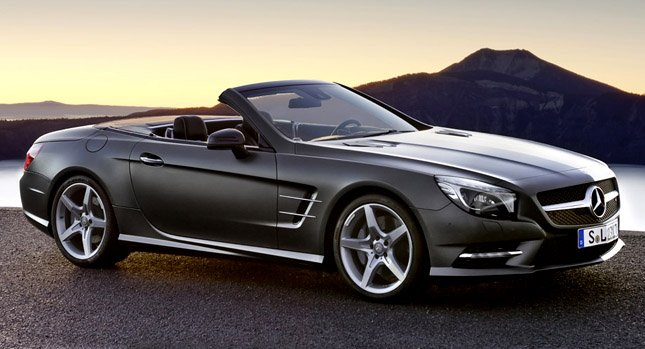 MERCEDES-BENZ SL (R231)