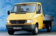 MERCEDES-BENZ SPRINTER 3-t c бортовой платформой/ходовая часть (903)
