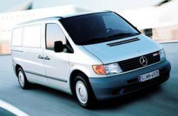 MERCEDES-BENZ VITO фургон (638)