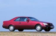 MERCEDES-BENZ S-CLASS купе (C140)