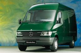 MERCEDES-BENZ SPRINTER 4-t фургон (904)