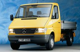 MERCEDES-BENZ SPRINTER 4-t c бортовой платформой/ходовая часть (904)