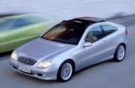 MERCEDES-BENZ C-CLASS купе (CL203)