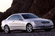 MERCEDES-BENZ CLK (C209)