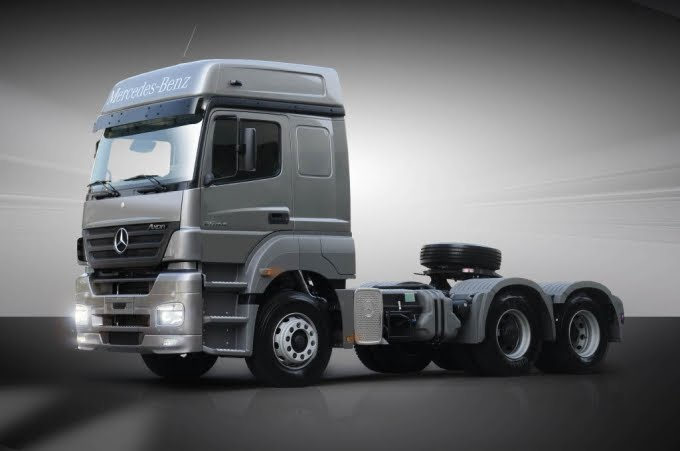 MERCEDES-BENZ ACTROS MP2 / MP3