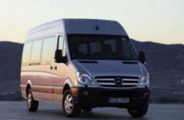 MERCEDES-BENZ SPRINTER 3,5-t автобус (906)