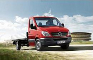 MERCEDES-BENZ SPRINTER 5-t c бортовой платформой/ходовая часть (906)