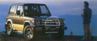 MITSUBISHI PAJERO I Canvas Top (L04_G)