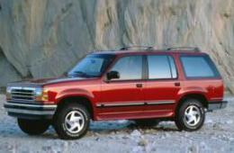 FORD USA EXPLORER (U2)