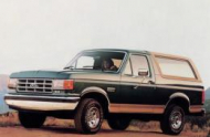 FORD USA BRONCO II