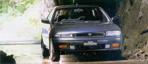 NISSAN BLUEBIRD Hatchback (T72, T12)