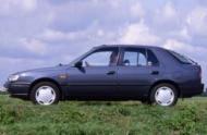 NISSAN SUNNY III Hatchback (N14)