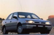 NISSAN SUNNY II купе (B12)