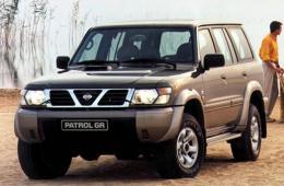 NISSAN PATROL GR V Wagon (Y61)