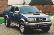 NISSAN PICK UP III (D22)