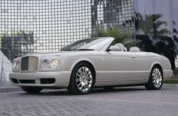 BENTLEY AZURE II (RBS_)