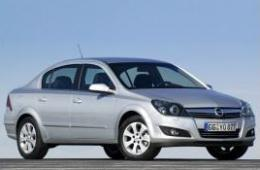 OPEL ASTRA H фургон (L70)