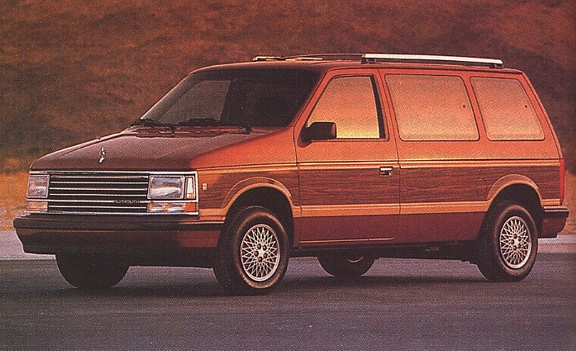 PLYMOUTH VOYAGER / GRAND VOYAGER