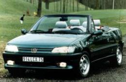 PEUGEOT 306 кабрио (7D, N3, N5)
