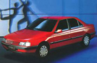 PEUGEOT 405 II Break (4E)