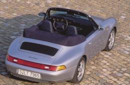 PORSCHE 911 кабрио (964)
