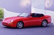 PORSCHE 968 кабрио