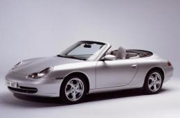 PORSCHE 911 кабрио (996)