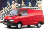 RENAULT TRAFIC фургон (T1, T3, T4)