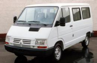 RENAULT TRAFIC автобус (T5, T6, T7)