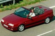 RENAULT 19 II Cabriolet (D53_, 853_)